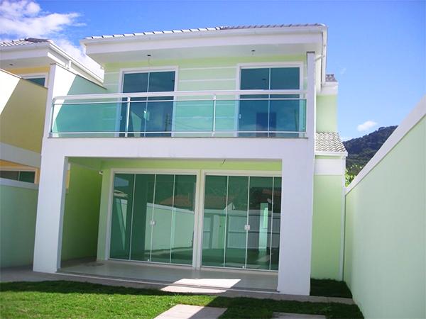 Top Fachada em Vidros Florianopolis - Vidraçaria Passos , fachada em  GT67